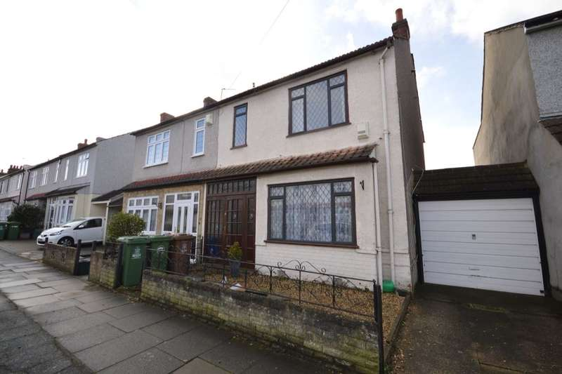 3 Bedrooms Semi Detached House for sale in Palmeira Road, Bexleyheath, DA7