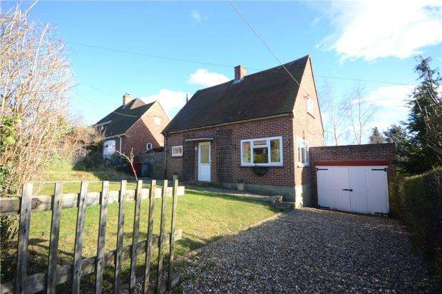 2 Bedrooms Detached House for sale in Highdown Avenue, Emmer Green, Reading
