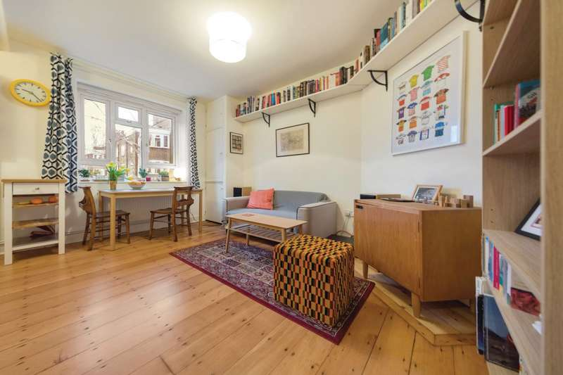 1 Bedroom Property for sale in Holdsworth House, Tulse Hill, Brixton Hill