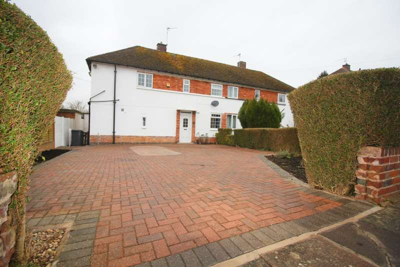 3 Bedrooms Semi Detached House for sale in Thomasson Road, Leicester, LE5