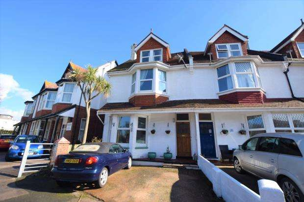 5 Bedrooms End Of Terrace House for sale in Garfield Road, Paignton, Devon