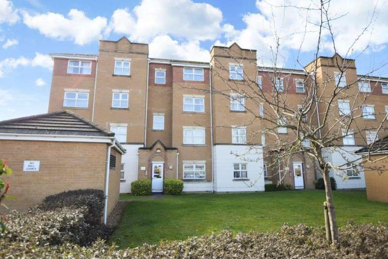 1 Bedroom Flat for sale in Pickfords Gardens, Slough, SL1