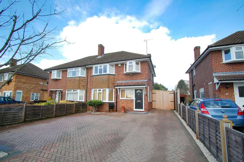3 Bedrooms Semi Detached House for sale in Elderfield Road, Stoke Poges, SL2