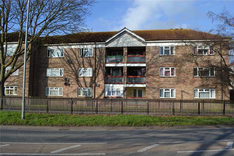 2 Bedrooms Apartment Flat for sale in Eastwood Close, Bridgwater, Somerset, TA6