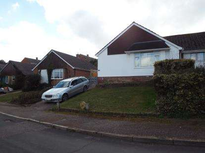 2 Bedrooms Bungalow for sale in Ottery St. Mary, Devon