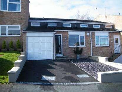 3 Bedrooms Terraced House for sale in Bellevue Close, Kingswood, Bristol