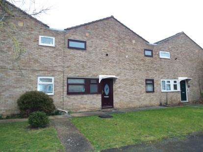 3 Bedrooms Terraced House for sale in Campbell Road, Witham, Essex