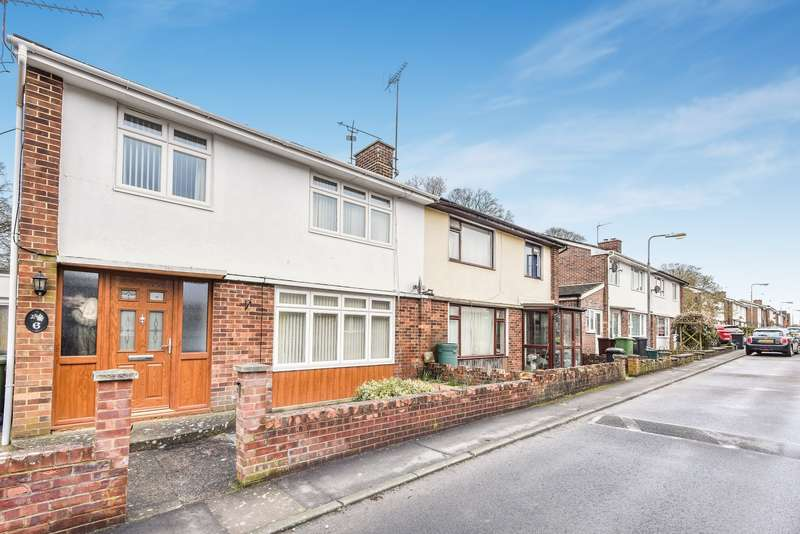 3 Bedrooms Semi Detached House for sale in Bradley Road, Nuffield, Henley-On-Thames, RG9
