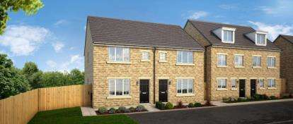 3 Bedrooms Mews House for sale in Clarence Gardens, Oxford Road, Burnley
