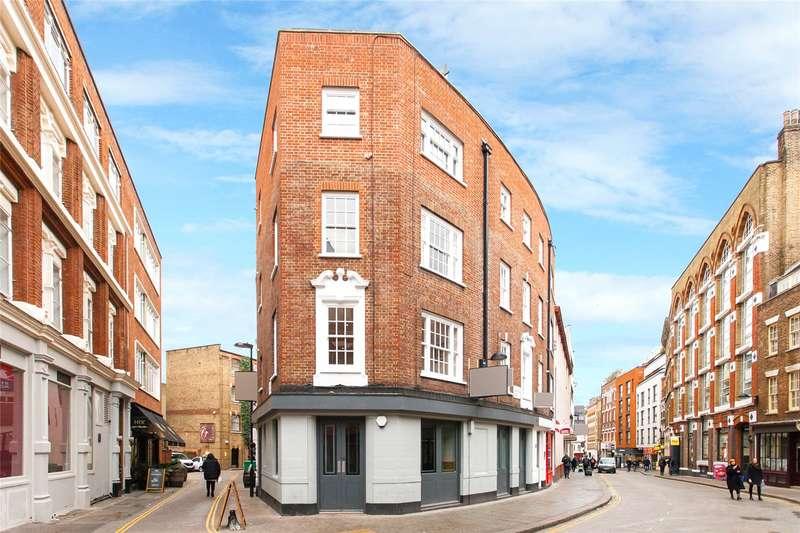 2 Bedrooms Flat for sale in Cowcross Street, Clerkenwell, EC1M