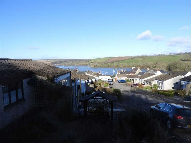 1 Bedroom Semi Detached Bungalow for sale in Riverhill Cottages, ST DOGMAELS