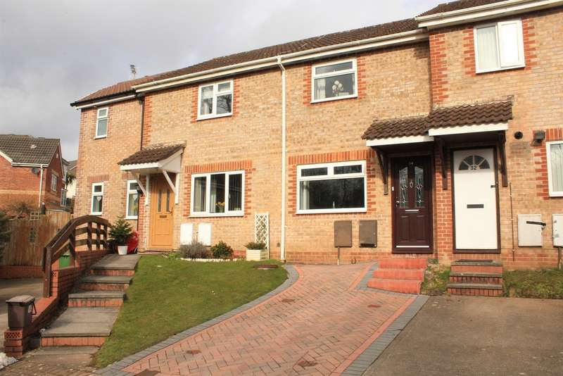 2 Bedrooms Terraced House for sale in Heol Y Cadno, Thornhill, Cardiff