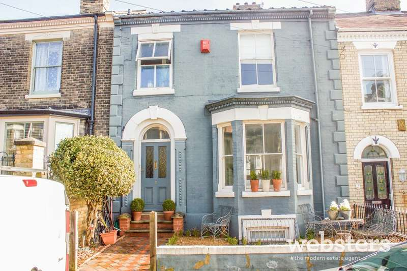 4 Bedrooms Terraced House for sale in Cedar Road, Norwich NR1