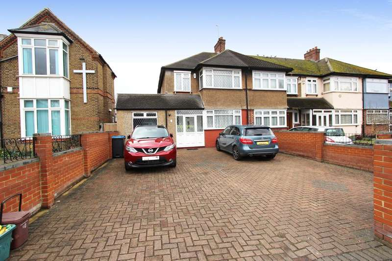 4 Bedrooms Semi Detached House for sale in Kingston Road, New Malden