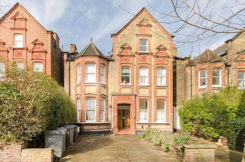 2 Bedrooms Flat for sale in Christchurch Avenue, Brondesbury, NW6