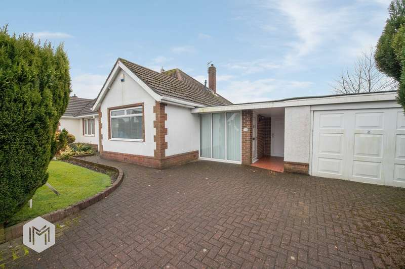 2 Bedrooms Semi Detached Bungalow for sale in Smethurst Hall Road, Bury, BL9