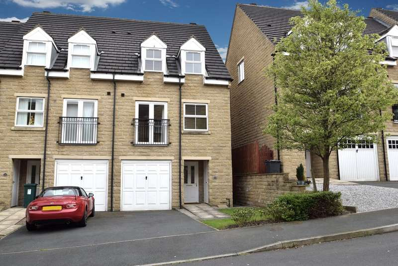 3 Bedrooms Property for sale in Oberon Way, Cottingley BD16