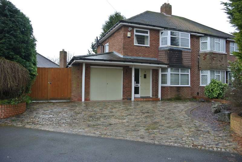 3 Bedrooms Semi Detached House for rent in Walmley, Sutton Coldfield B76