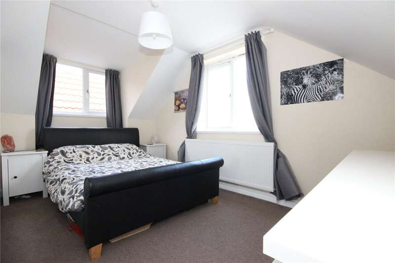 2 Bedrooms Maisonette Flat for sale in Dubral House 379A Gloucester Road Horfield BS7