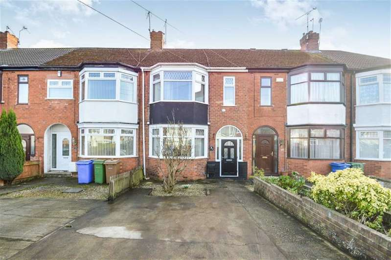 3 Bedrooms Terraced House for sale in Loyd Street, Anlaby