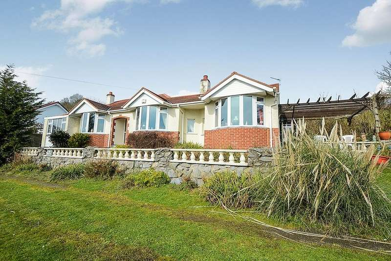 4 Bedrooms Detached Bungalow for sale in Newton Road, Bishopsteignton, Teignmouth, TQ14