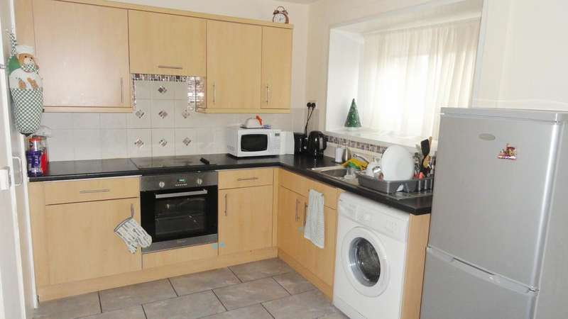 1 Bedroom Flat for sale in Falmouth Road, Leicster LE5