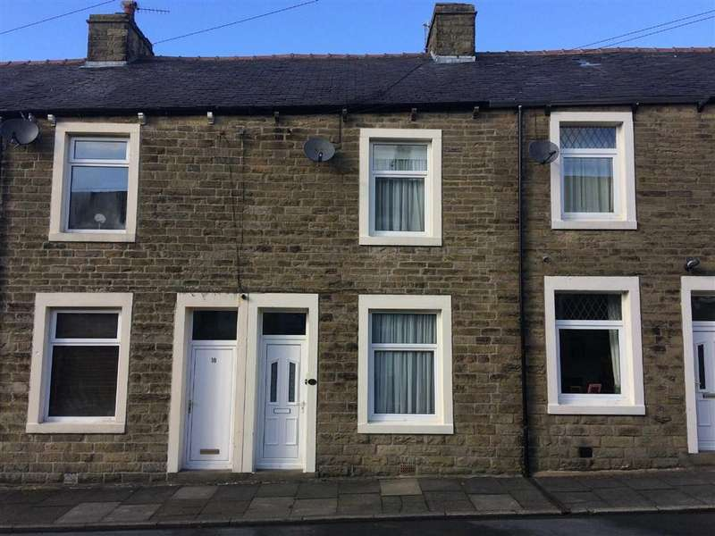 3 Bedrooms Terraced House for sale in Smith Street, Barnoldswick, Lancashire
