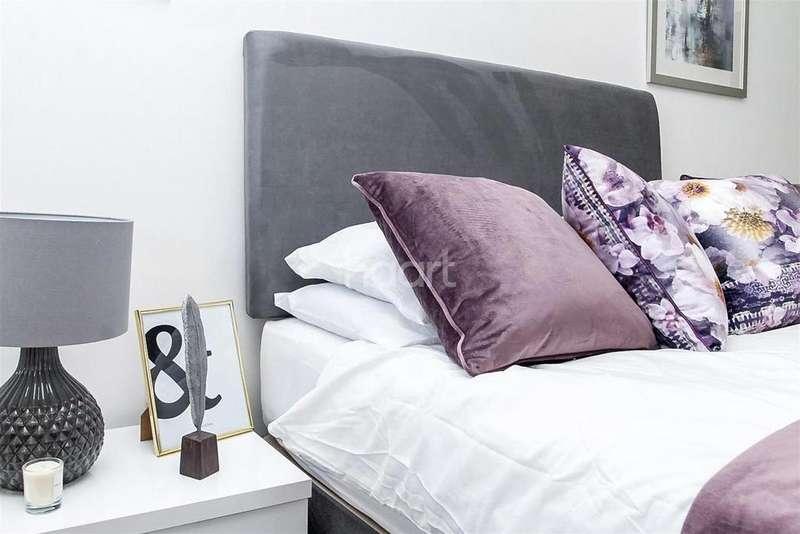 1 Bedroom Flat for rent in The Quadrant, Westlea, Swindon