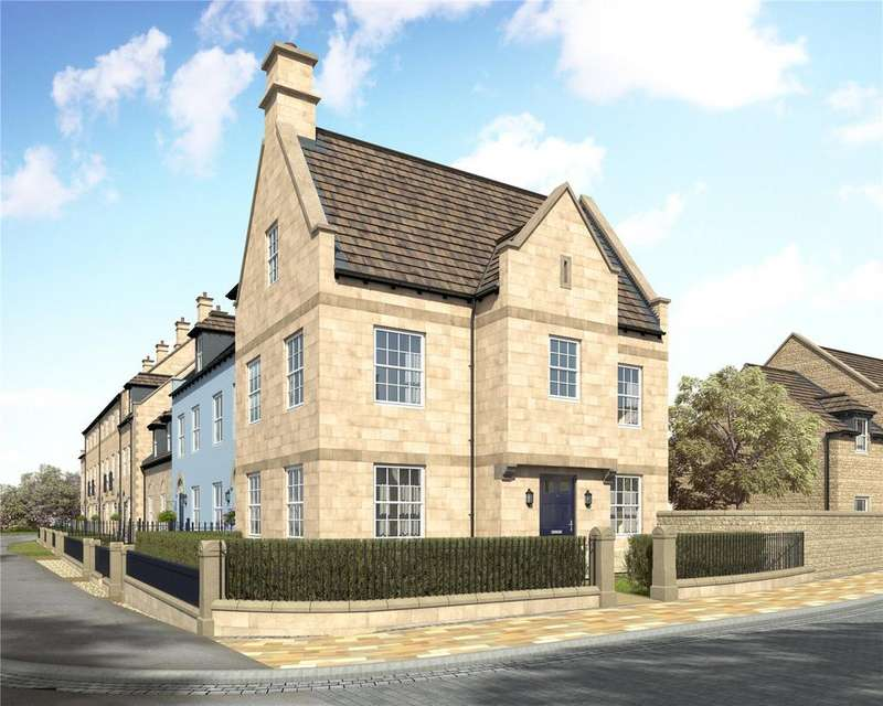 4 Bedrooms Mews House for sale in Cecil Square, Kettering Road, Stamford, Lincolnshire, PE9