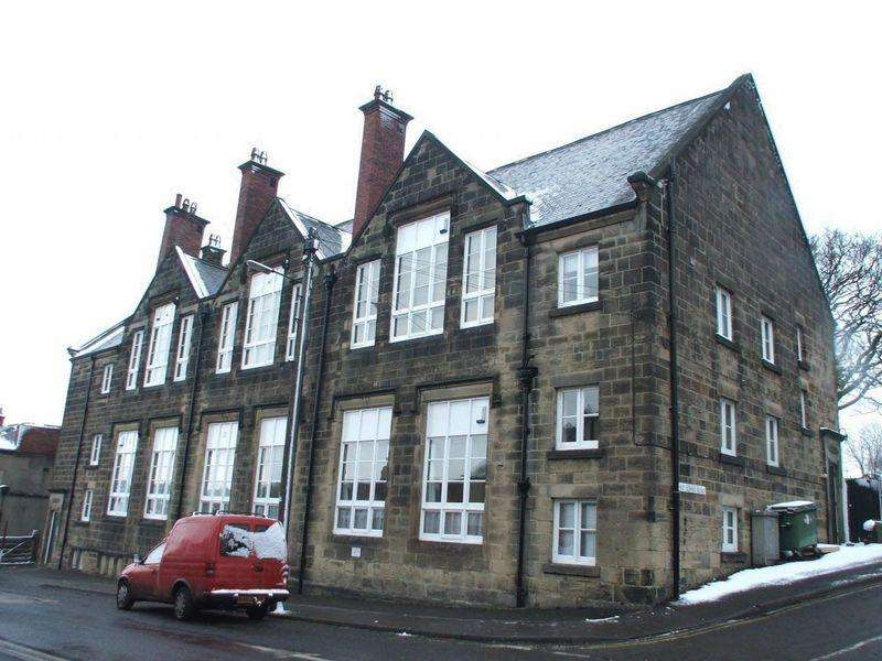 1 Bedroom Apartment Flat for rent in ST JOHNS SCHOOL, THE BUTTS, BELPER, DERBY