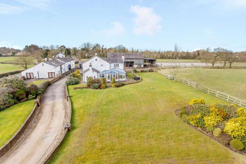 10 Bedrooms Farm House Character Property for sale in Burleyhurst Lane, Mobberley