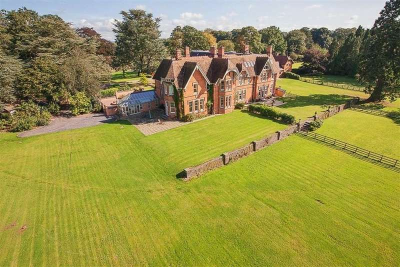 2 Bedrooms Apartment Flat for rent in Horsley Hall, Horsley Lane, Eccleshall, Staffordshire, ST21 6JD