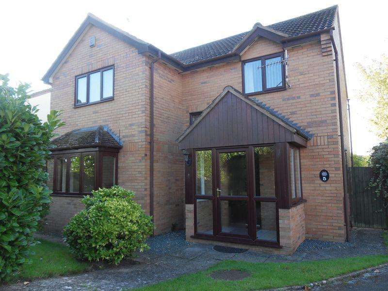 4 Bedrooms Detached House for rent in Ross-on-Wye