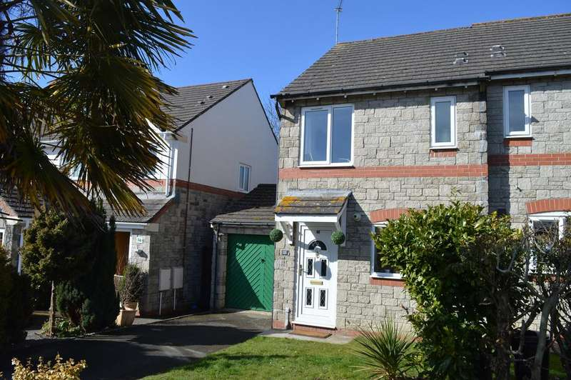 2 Bedrooms End Of Terrace House for sale in Clos Ogney, Llantwit Major CF61
