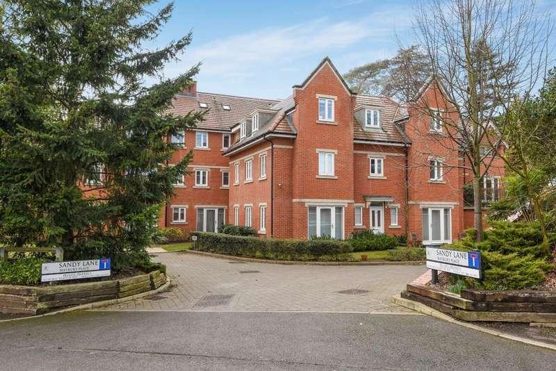 1 Bedroom Flat for sale in Maybury, Woking, GU22
