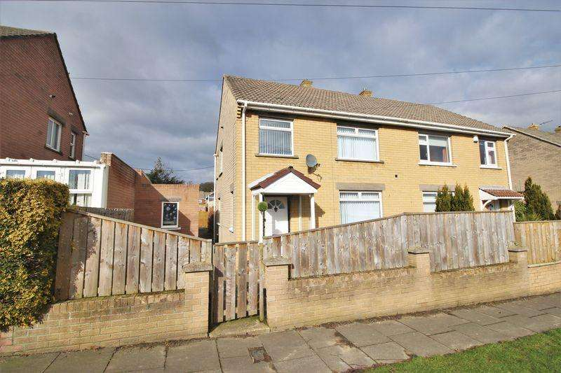 3 Bedrooms Semi Detached House for sale in Buttermere Crescent, Winlaton