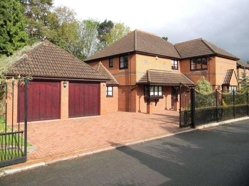 5 Bedrooms Detached House for rent in BERKHAMSTED - Kingshill Way