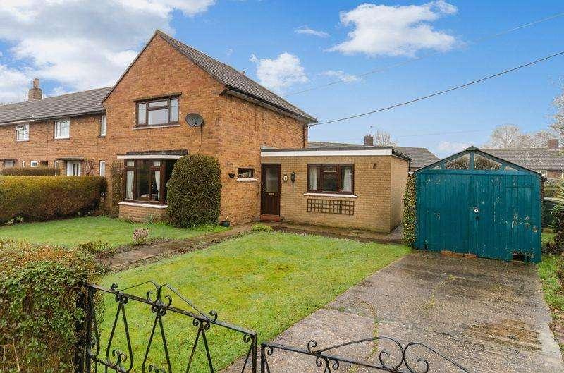 3 Bedrooms Semi Detached House for sale in Queen Elizabeth Street, Wragby