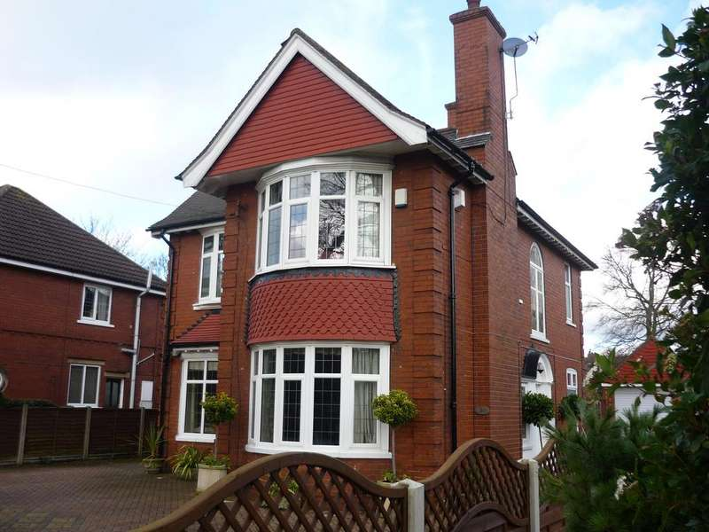 3 Bedrooms Detached House for rent in Vicarage Gardens, Scunthorpe DN15