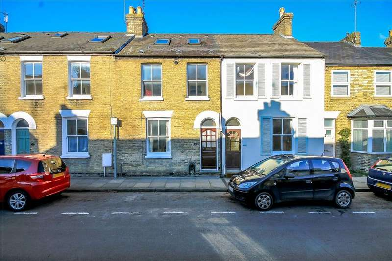4 Bedrooms Terraced House for sale in Searle Street, Cambridge, CB4