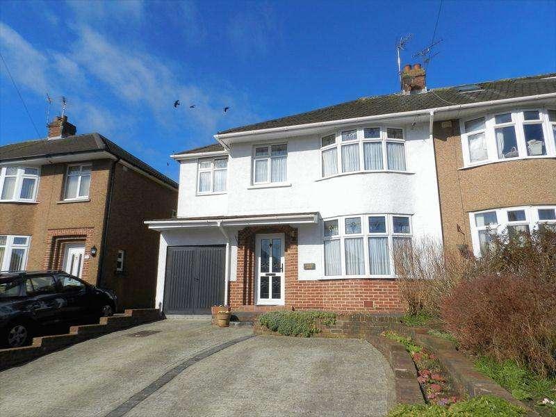 4 Bedrooms Semi Detached House for sale in Fairfield Road Bridgend CF31 3DT