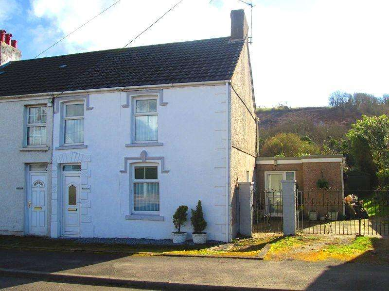 3 Bedrooms Semi Detached House for sale in Beach Road, Penclawdd, Swansea, City And County of Swansea.