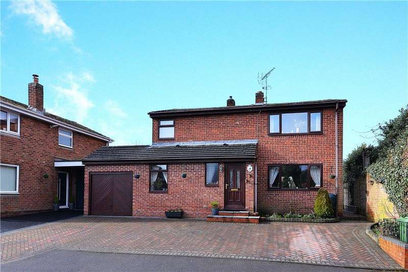 3 Bedrooms Detached House for sale in Western Way, Kidderminster, DY11