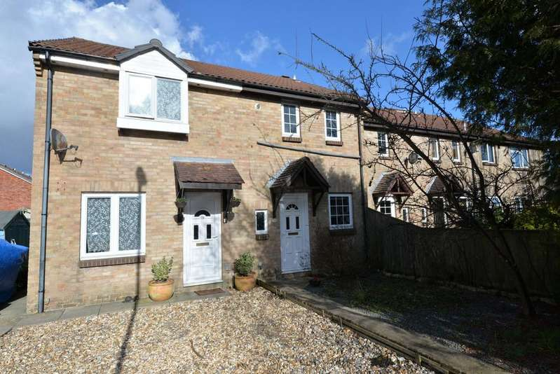 2 Bedrooms Terraced House for sale in Longleat Gardens, New Milton
