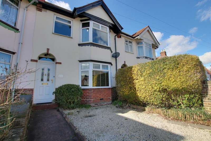 3 Bedrooms Terraced House for sale in St Denys, Southampton