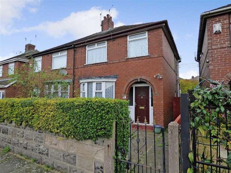 3 Bedrooms Semi Detached House for sale in Mulgrave Street, Cobridge, Stoke-on-Trent