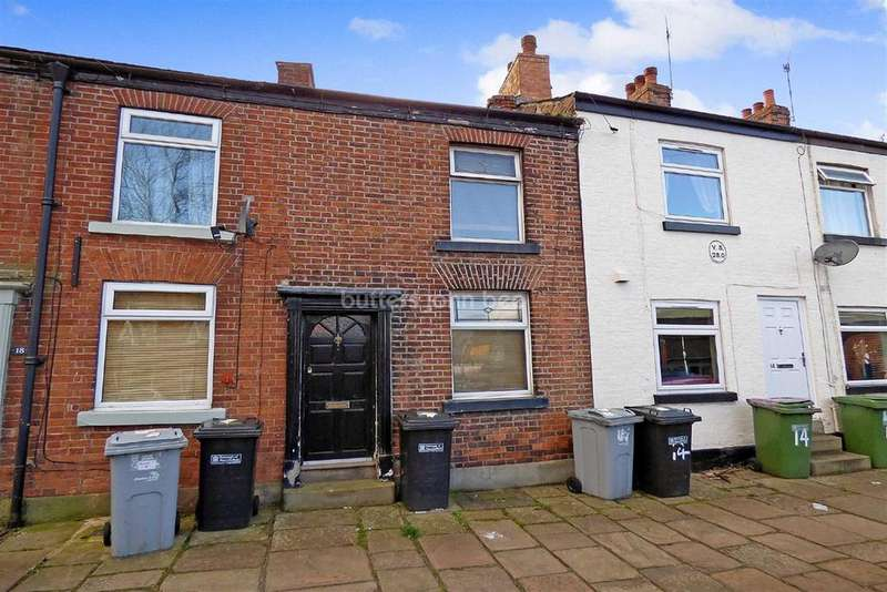 2 Bedrooms Terraced House for sale in Old Mill Lane, Macclesfield
