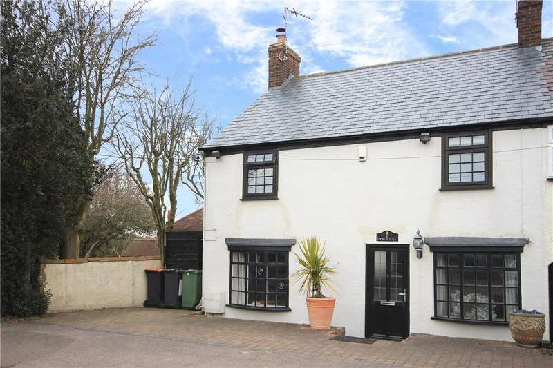 3 Bedrooms End Of Terrace House for sale in Lynch Hill, Kensworth, Dunstable, Bedfordshire