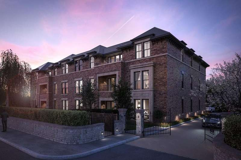 2 Bedrooms Apartment Flat for sale in Beswick, Berkeley House, Chapel Lane, Wilmslow