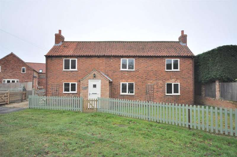 3 Bedrooms Cottage House for sale in Low Street, Harby, Newark
